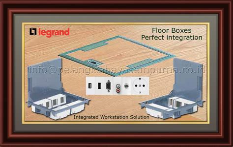 Legrand Floor Boxes India by Sell Legrand Floor Boxes For Raised Or Concrete Floor