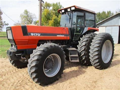 1991 Deutz-allis 9170 Mfwd Tractor Bigiron Auctions