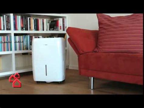 pro klima klimagerät bauhaus produktvideo luftentfeuchter pro klima 30 l