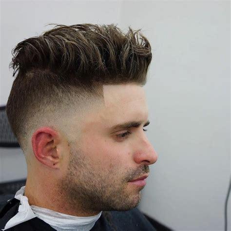 coupe homme dégradé court coupe cheveux court homme les meilleurs id 233 es et astuces