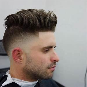 Dégradé Barbe Homme : coupe cheveux court homme les meilleurs id es et astuces en photos ~ Melissatoandfro.com Idées de Décoration