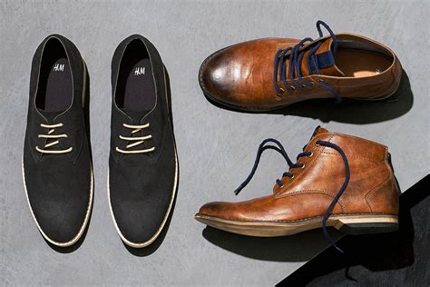 H&m 2016 Men's Shoes For Spring