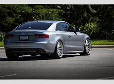 BC Forged Wheels Audi A5 with BC Forged Wheels HC010