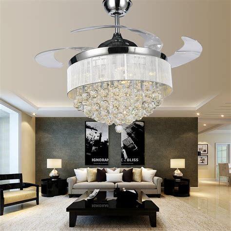 ceiling fan with chandelier light steel ceiling fan with lights crystal chandelier ceiling