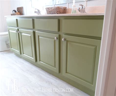 how to paint bathroom cabinets how to paint a bathroom vanity like a professional