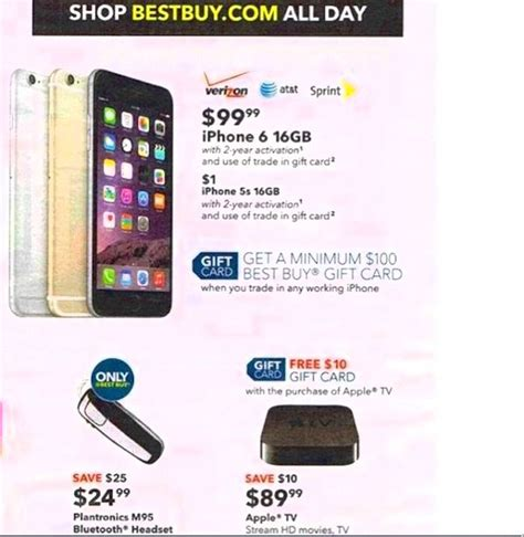 best buy iphone 6 deal best iphone 6 black friday discounts and deals iphone