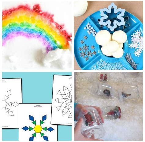 winter theme activities for preschoolers 410 | Winter Theme Activities for Preschool 2
