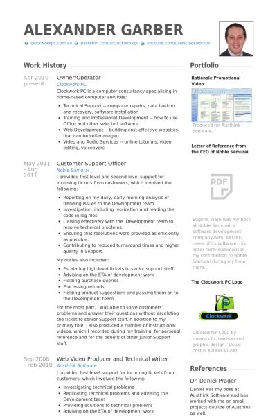Business Owner Operator Resume by Owner Operator Resume Sles Visualcv Resume Sles