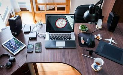 Office Business Items Tech Needs Basic Every
