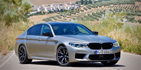 2019 Bmw M5 by Drive 2019 Bmw M5 Competition Driving