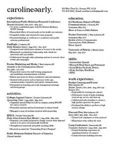interest column in resume two column resumes design