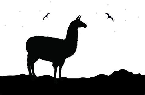 cute llama clipart  getdrawingscom   personal