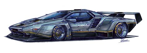 Vector W8 Twin Turbo Super Silhouette by vsdesign69 on ...