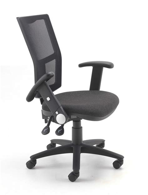 Desk Chair With Arms by Tc Mesh Office Chair Ch2803 Ac1082 121 Office Furniture
