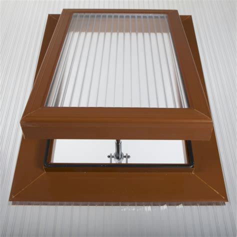 Conservatory Polycarbonate Roof Vents