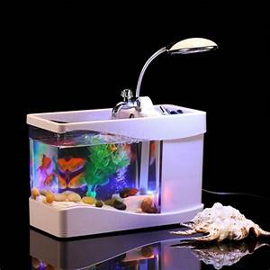 45 Creative and Cool Fish Tanks Ideas