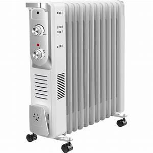 Radiateur à Accumulation Castorama : radiateur electrique a bain d huile ~ Melissatoandfro.com Idées de Décoration