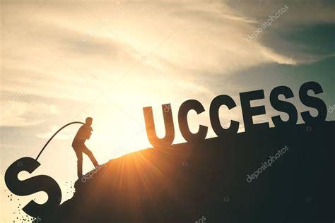 Succes wallpaper | Creative success wallpaper — Stock ...