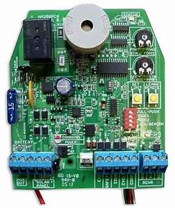 Mighty Mule Fm350 Parts R4052 Circuit Control Logic Board