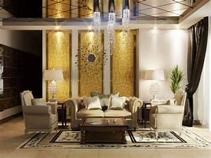 Interior Design Classic Reception Salon 762 Member Design
