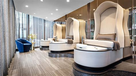 trump spa vancouver ivanka canada hotel chair pedicure tower international salon chairs inspiration furniture audrey beauty key vip nail benches