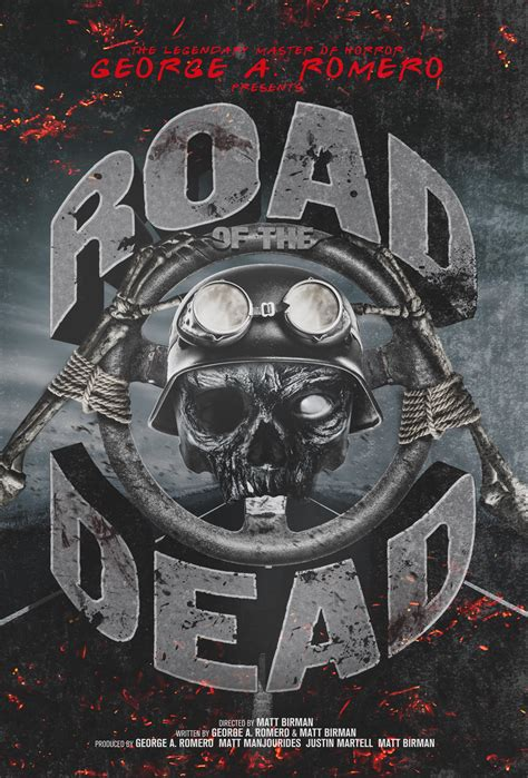dead road romero george zombie movies movie living poster presents night upcoming indiewire bloody disgusting latest exclusive isn fantasia