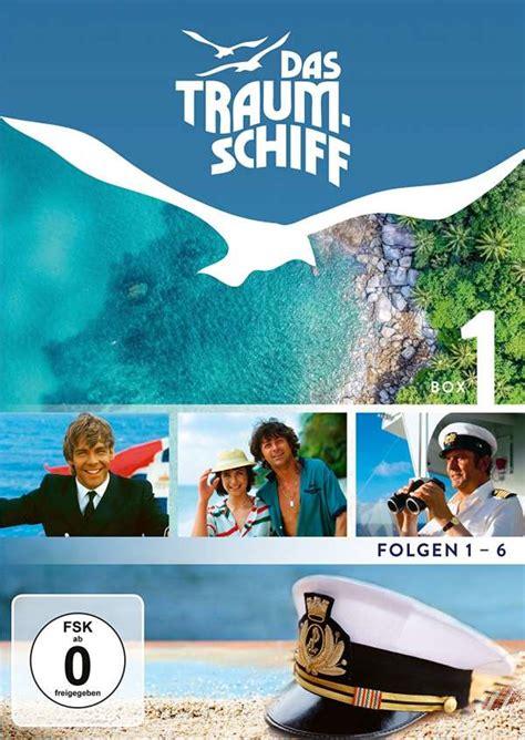 Das traumschiff bringt seine passagiere seit jahrzehnten an sehnsuchtsorte in der ganzen welt, darum: Das Traumschiff Box 1 (3 DVDs) - jpc