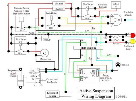 Modern Vespa Active Suspension For Fuoco Now Mkiii