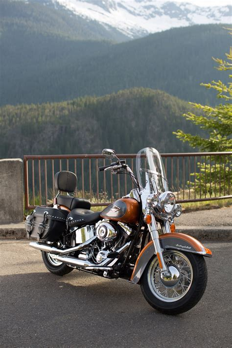 Harley Davidson Heritage Classic 4k Wallpapers by Mobile Harley Davidson Flstc Heritage Softail Classic