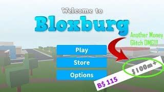 money fast  hack   bloxburg