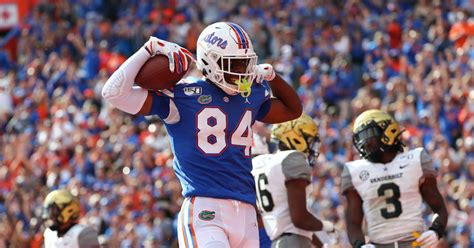 A fond farewell to Gator great Kyle Pitts, who helped make ...
