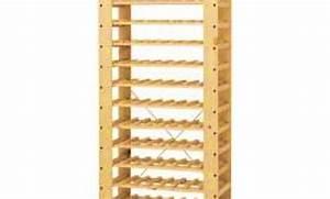 Range Bouteille Bois : range bouteille design bois ~ Teatrodelosmanantiales.com Idées de Décoration