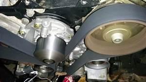 Mitsubishi Eclipse Gt 3 0 V6  Timing Belt Tracks To The