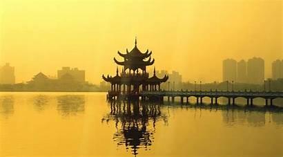 Asian Culture Landscapes Cultural Landscape Evening Chinese
