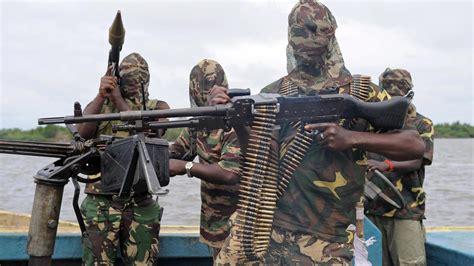 nkasi wodu  armed militants  nigerias south gain