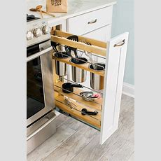 Storage Solutions For Your Kitchen Makeover  Utensils