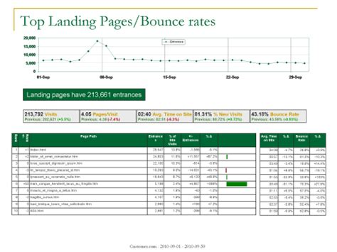 seo report templates word excel samples