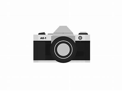 Camera Film Animation Gifs Motion Giphy Dribbble
