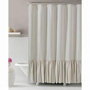 Lifestyles Shower Curtain Retro Chic Curtain