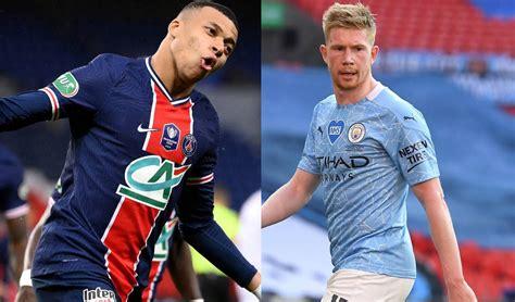 PSG vs. Manchester City: ¿cuándo, a qué hora y dónde ...