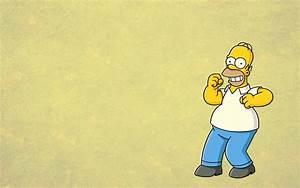 Homer Simpson Backgrounds 4K Download