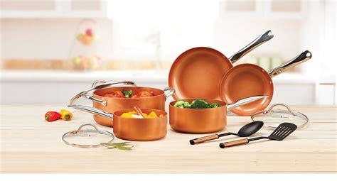 copper chef  piece set walmartcom