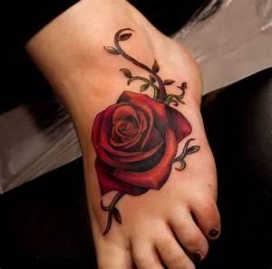Rosen Tattoos Schwarz : tatuajes de rosas ideas dise os y significado ~ Frokenaadalensverden.com Haus und Dekorationen