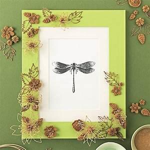 Créer Un Cadre Photo : d corer un cadre avec des fleurs en bois marie claire ~ Melissatoandfro.com Idées de Décoration