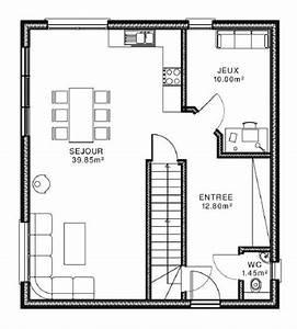 aide orientation maison r1 sur terrain entree sud avis With plan maison entree sud 4 1 les plans de la future maison