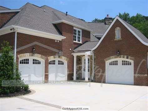 garage door repair sugar hill ga garage door installation curb appeal contracting
