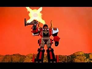 BULL MEGAZORD & GIGAZORD! Power Rangers Samurai (Feb 2012 ...