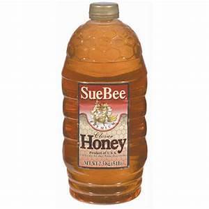 Natural Sue Bee Clover Honey - 5 lbs. - Sam's Club