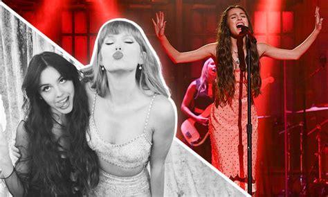 Sour Olivia Rodrigo : Olivia Rodrigo Delivers A Guitar ...