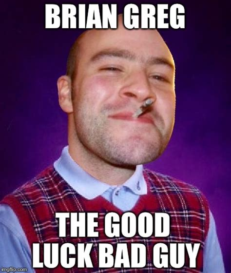 Bad Luck Brian Meme Maker - face off imgflip